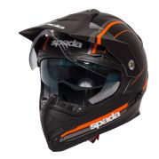 Spada Intrepid Delta Black/Orange